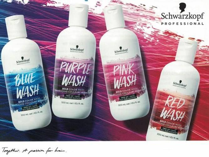 Bilde av Bold Color Wash