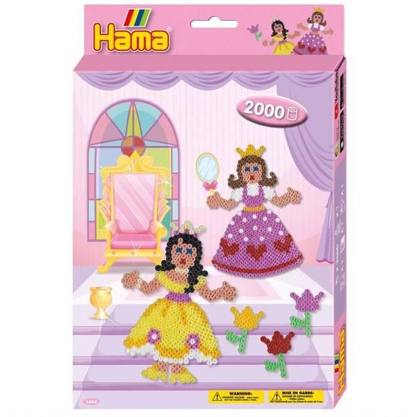 Prinsesser, 2000 perler