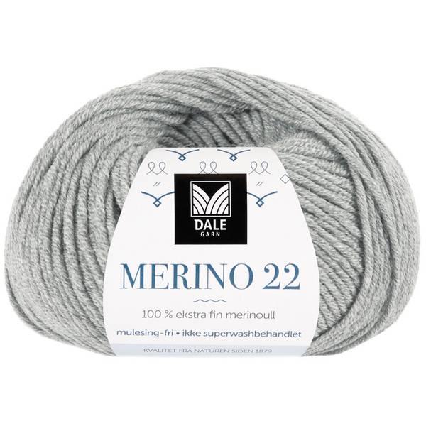 Merino 22 2003 Lys grå melert