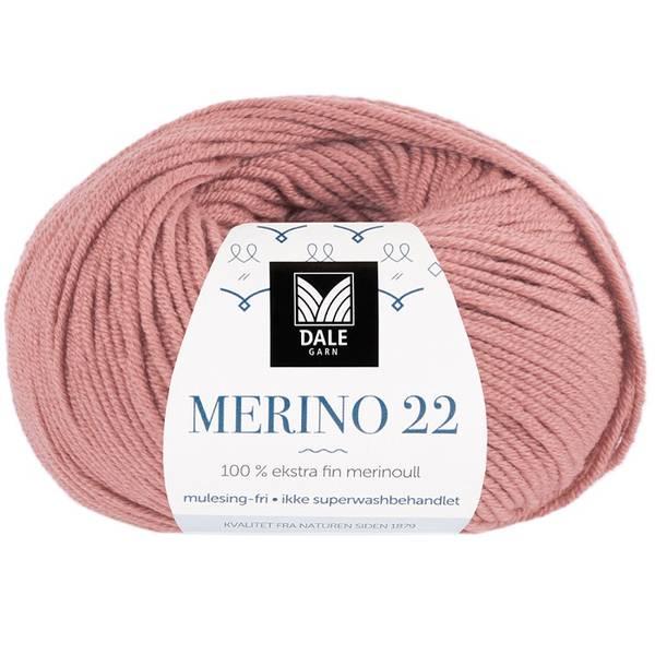 Merino 22 2016 Dus rose