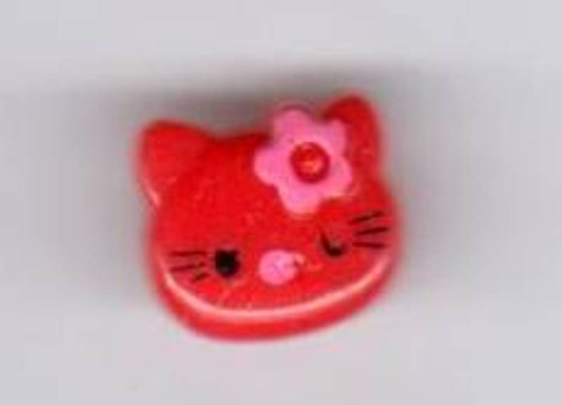 Hello Kitty rød