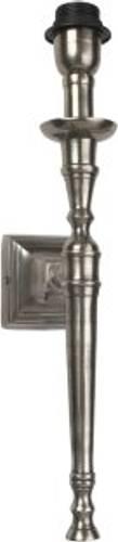 salong vegglampe metall 45 cm