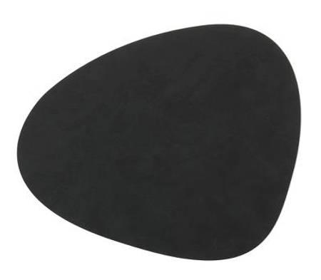 Spisebrikke Nupo  black L