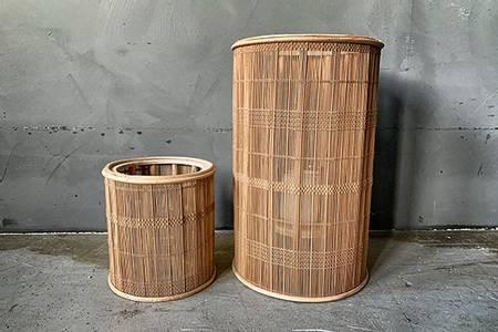 Bambuslykt L