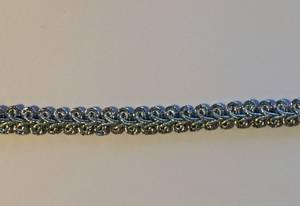 Agraman sølv 10 mm