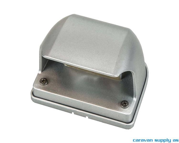 Bevegelsessensor til NX-5/10 utvendig trådløs sølvgrå