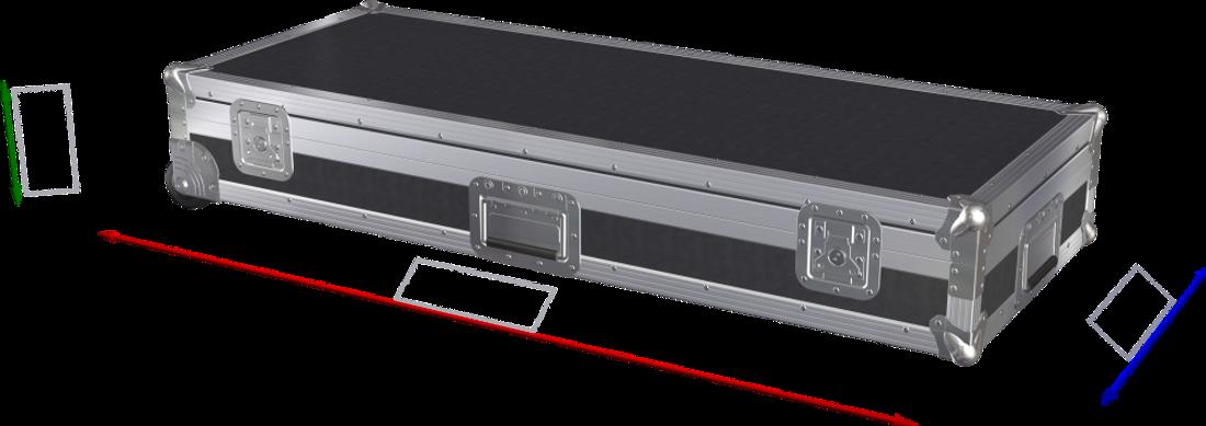 Kasse for 2stk Bose Panray MSA12X  med brakett