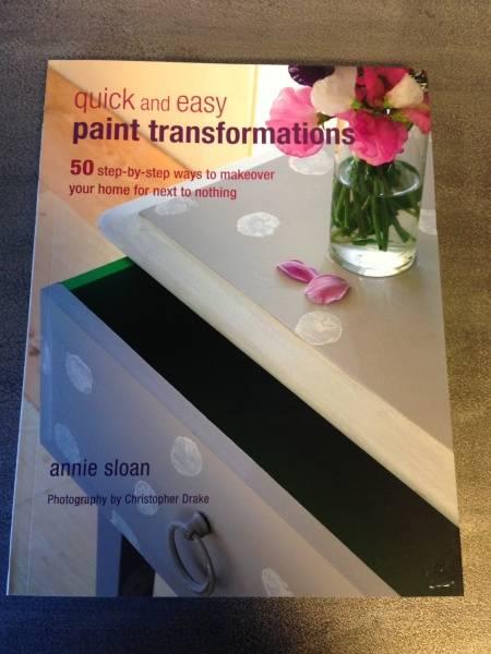 Arles Chalk Paint(tm) dekorativ Paint by Annie