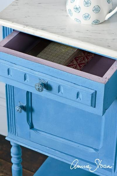 Giverny, Chalk paint by Annie Sloan