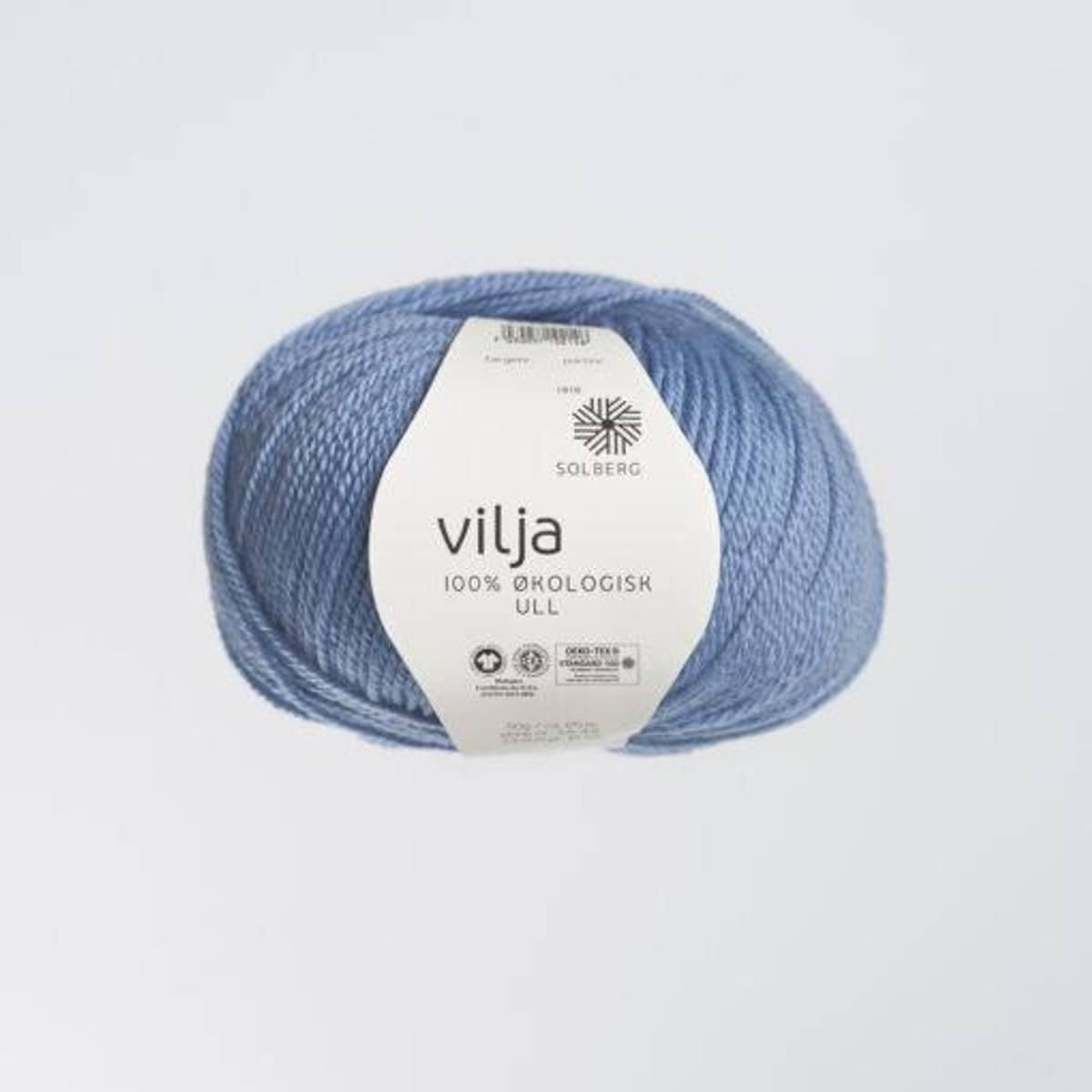Vilja Himmelblå F.6032