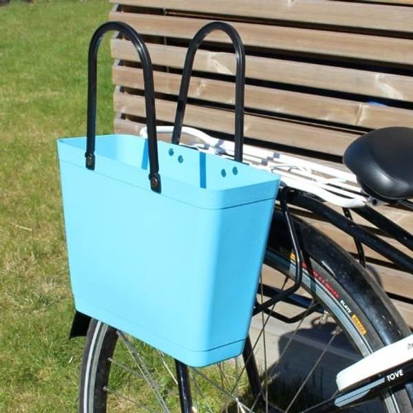 Cykelkorg Rosa - Barn 55503