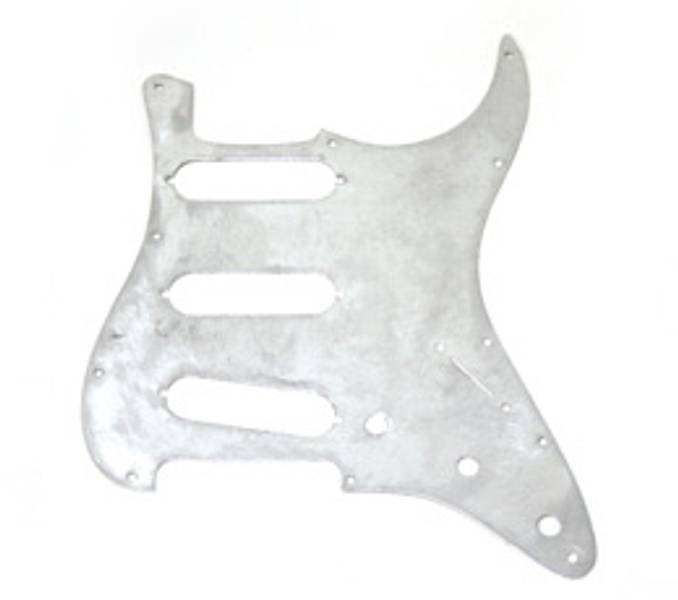 Fender 62 Strat vintage aluminium skjermingsplate