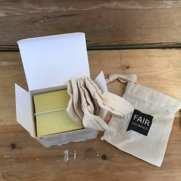 Fair Squared Hair Soap Olive