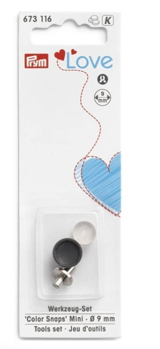 Prym Love color snap set tool mini