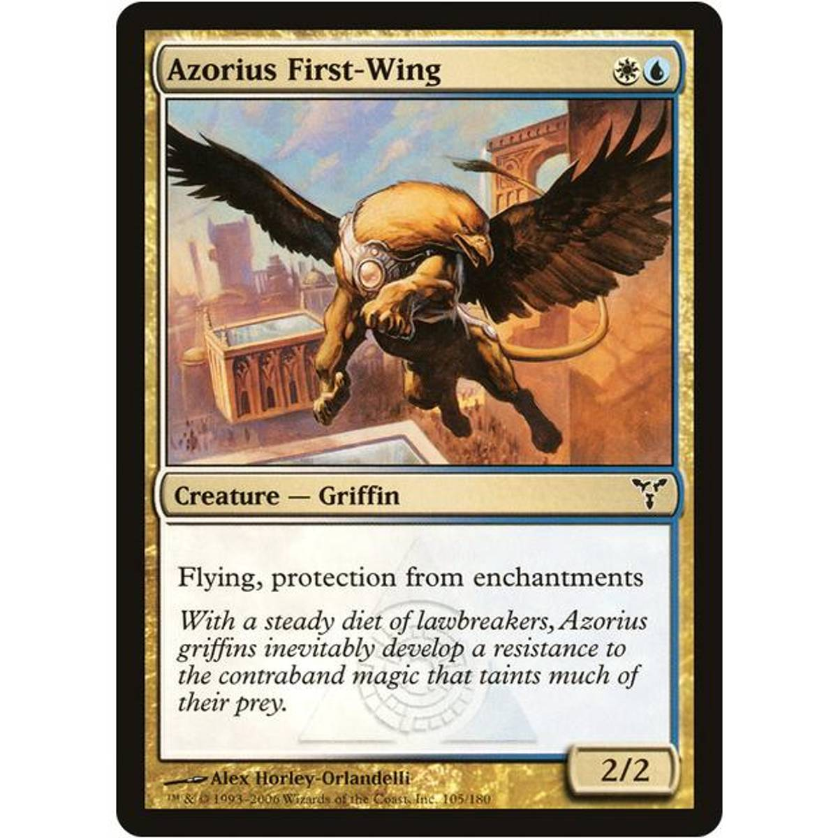 Azorius First-Wing