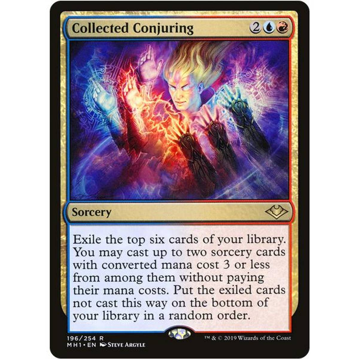Collected Conjuring