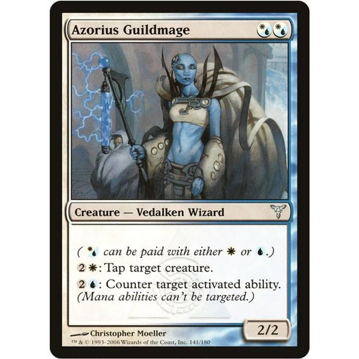 Azorius Guildmage
