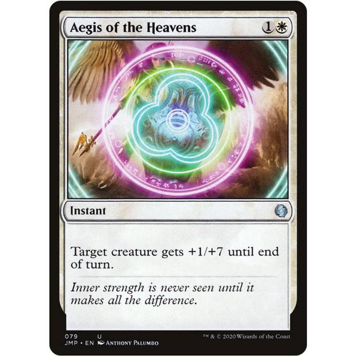 Aegis of the Heavens