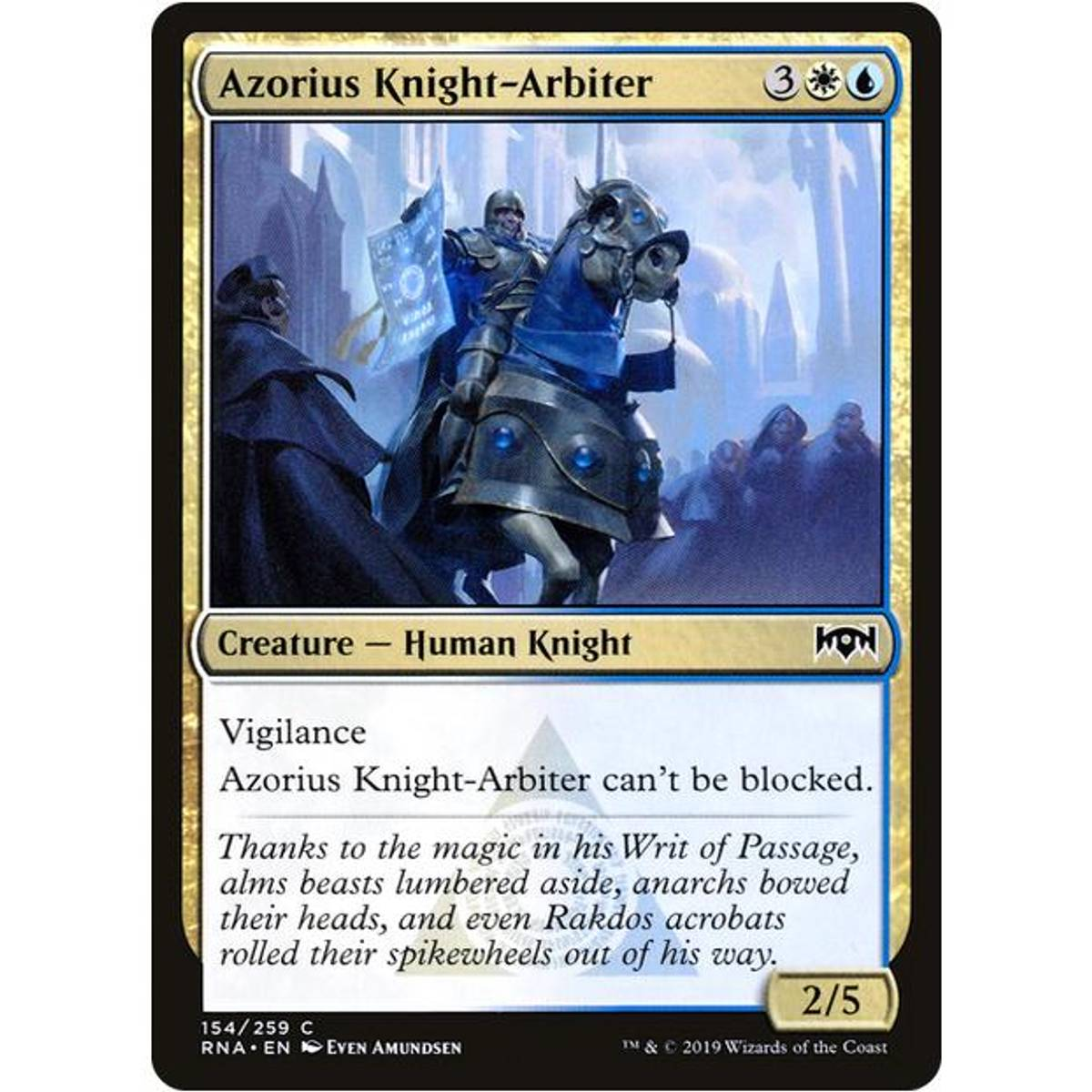 Azorius Knight-Arbiter
