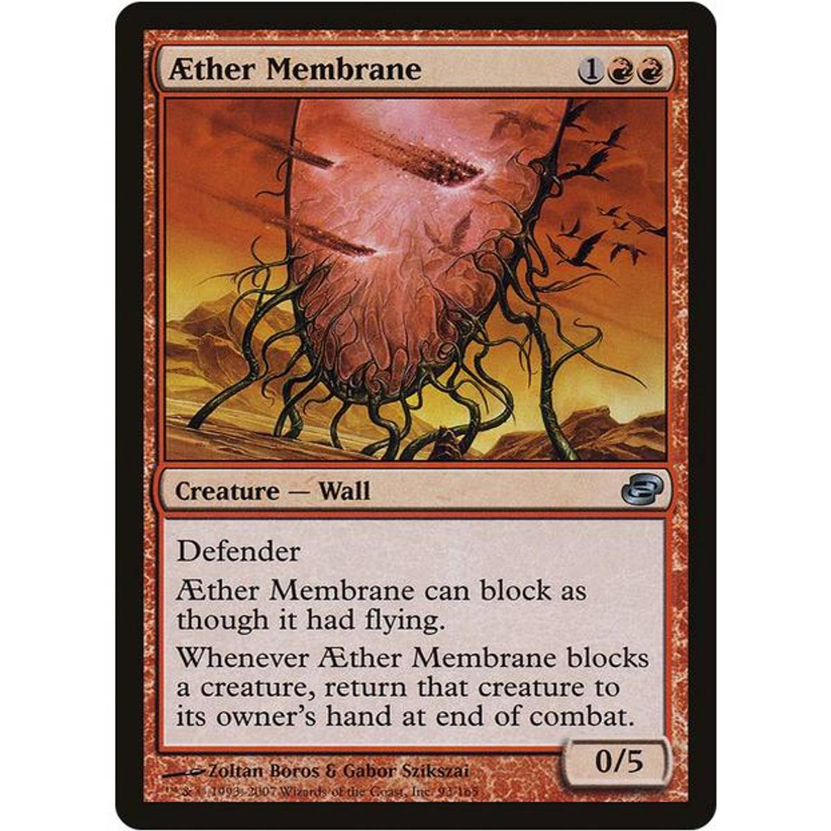Aether Membrane