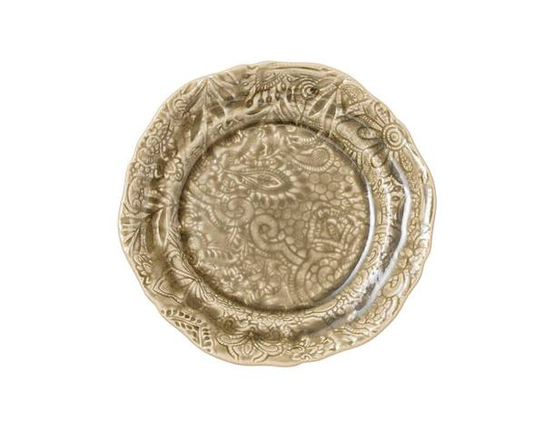 Sthål - frokosttallerken, Sand