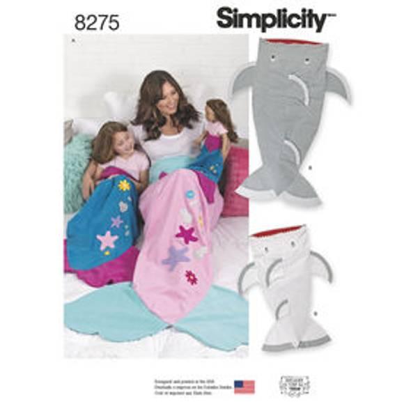 Simplicity 8275 Teppe