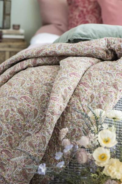 Quilt - Sommerpaisley