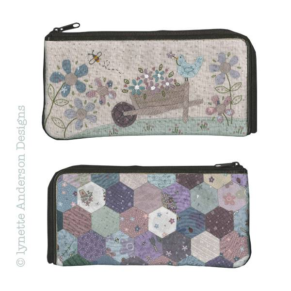 Lynette Anderson Garden purse