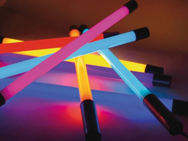 EUROLITE Neon stick T8 18W 70cm white L