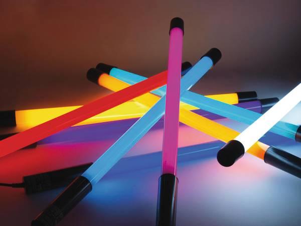 EUROLITE Neon stick T8 18W 70cm green L