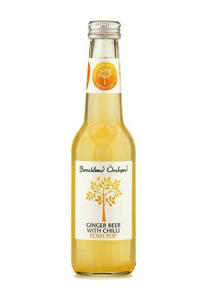 Breckland orchard - ginger beer with chili